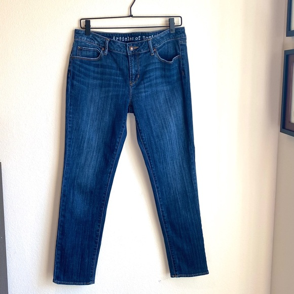 Articles Of Society Denim - Articles of Society Skinny Jeans
